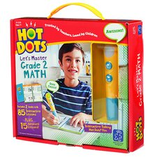 Hot Dots Jr Let'S Master Grade 2 Math