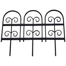 Garden Edging Fence (Set of 4)