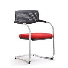 Shankar Mid Back Guest Chair (Set of 2)