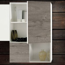 """Tulle 19.5"""" x 29.5"""" Surface Mount Medicine Cabinet"""