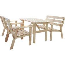 4-Sitzer Gartengarnitur Hanko
