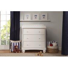 Clover 3 Drawer Changing Dresser