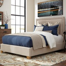 Quick View Madeleine Upholstered Panel Bed By Donny Osmond Home
