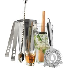 Bullington 7 Piece Bar Mixologist Set