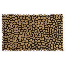 Pebbles Rubber Doormat