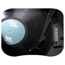 Beat Pad Vintage Vinyl Multifunction Padded Base