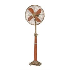 "Savery 16"" Oscillating Floor Fan"