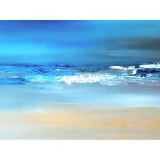 Morning Light by AX Painting on Wrapped Canvas