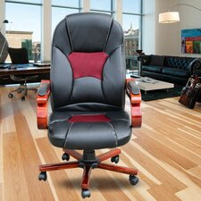Luxury High-Back Executive Chair
