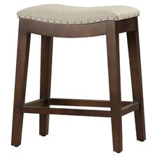 "Stoutsville 24"" Bar Stool with Cushion"