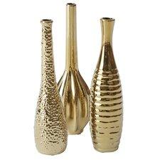 Gregory 3 Piece Table Vase Set