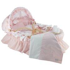 Egyptian-Quality Cotton Moses Basket Blanket