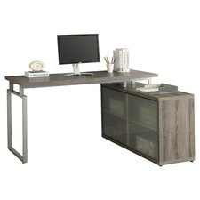 Beaudry L-Shaped Writing Desk
