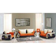 Cornelius 3 Piece Sofa Set