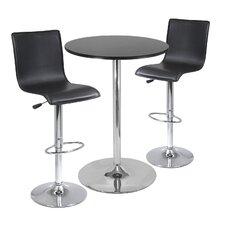 Colerain 3 Piece Pub Table Set