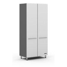 """Ulti-MATE Storage 80"""" H x 35.5"""" W x 21"""" D Tall Cabinet"""