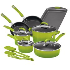 14 Piece Non-Stick Cookware Set