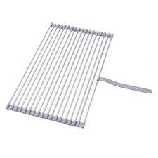 Roll-up Folding Drying Rack Colander Built-in Hook and Loop Fastening Rack Tie