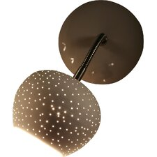 Claylight 1-Light Wall Sconce in Dots
