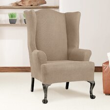 Arm Chair T-Cushion Slipcover  by Sure Fit