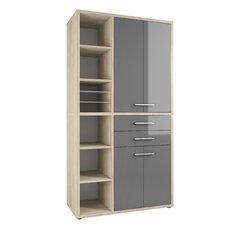 217cm Storage Cabinet Set
