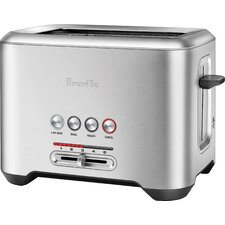 The Bit More 2 Slice Toaster