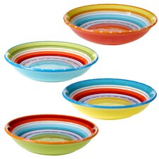 Mariachi Soup Bowl (Set of 4)