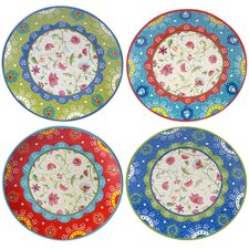 """Anabelle 11"""" Dinner Plate (Set of 4)"""