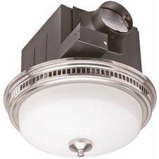 110 CFM Bathroom Fan with Light