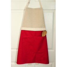 Jute Cotton Unisex Apron