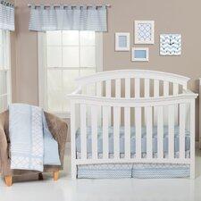 Blue Sky 3 Piece Crib Bedding Set