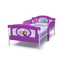 Frozen Twin Convertible Toddler Bed