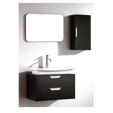 Brizendine Frameless Mirror