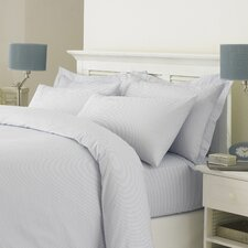 Cambridge Stripe Egyptian-Quality Cotton Pillowcase (Set of 2)