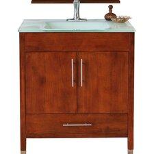 "Ewing 33"" Single Bathroom Vanity Set"