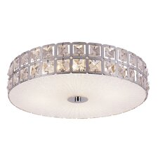 Noonan 4-Light Flush Mount