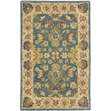 Antiquities Blue/Beige Area Rug