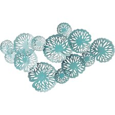 Sand Dollar Cluster Wall Décor