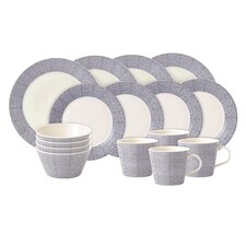 Pacific 16 Piece Dinnerware Set, Service for 4
