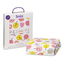 Snuz Little Tweets Fitted Cot Sheet