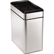 10 Litre Profile Open Bin with Liner