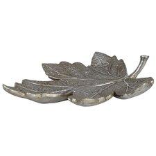 Niagra Decorative Magnesia Leaf Plate