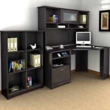 Hillsdale 3-Piece L-Shape Desk Office Suite