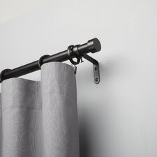 Cappa Single Curtain Rod