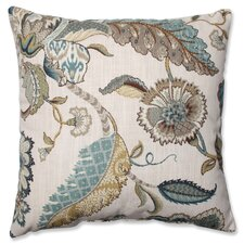 Erie 100% Cotton Throw Pillow