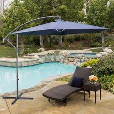 Hexagonal Solid 10' Cantilever Umbrella