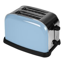 Toaster 2 Scheiben Pastellblau