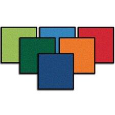 Value Plus Mini Go Square Area Rug (Set of 12)