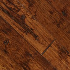"Smokehouse 4.87"" Solid Hickory Hardwood Flooring in El Paso"