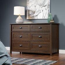Coombs 6 Drawer Dresser